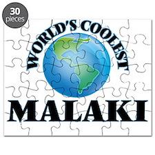 World's Coolest Malaki Puzzle