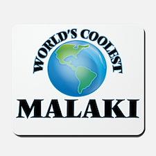 World's Coolest Malaki Mousepad