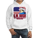G.W. Bush vs. Dictators Hooded Sweatshirt