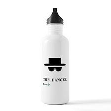 Heisenberg Hat the Dan Sports Water Bottle
