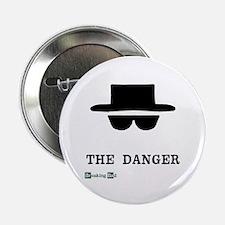 """Heisenberg Hat the Danger 2.25"""" Button"""