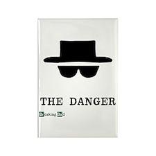 Heisenberg Hat the Danger Rectangle Magnet