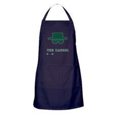 Heisenberg Hat the Danger Apron (dark)