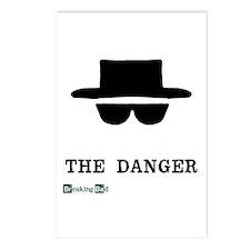 Heisenberg Hat the Danger Postcards (Package of 8)