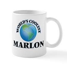World's Coolest Marlon Mugs