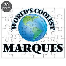 World's Coolest Marques Puzzle