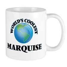 World's Coolest Marquise Mugs