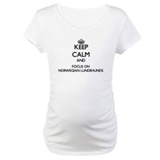 Keep calm and focus on Norwegian Shirt