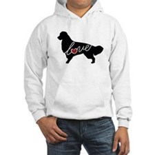 Golden Retriever Love Jumper Hoody
