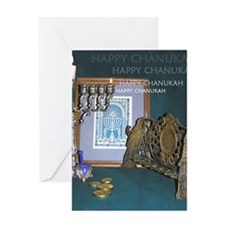 Chanukah! Greeting Cards
