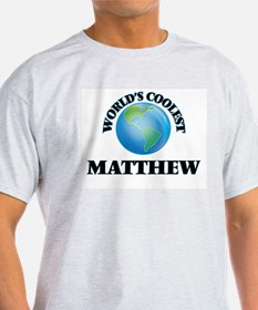 World's Coolest Matthew T-Shirt