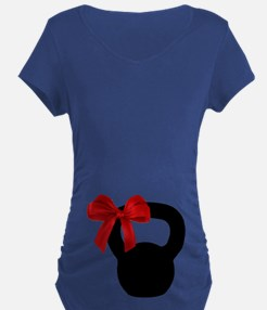 KB Wrapped Maternity T-Shirt