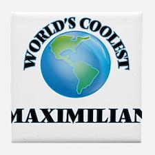 World's Coolest Maximilian Tile Coaster