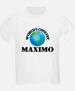 World's Coolest Maximo T-Shirt