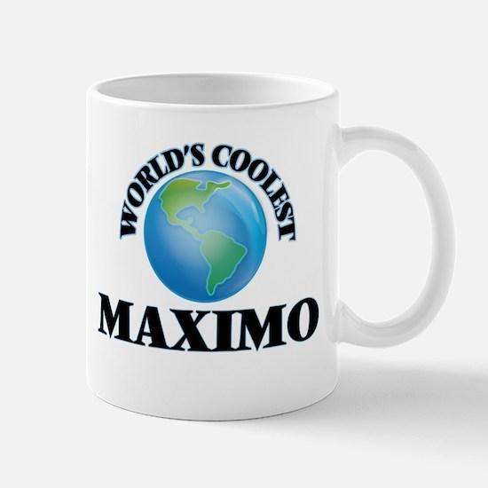 World's Coolest Maximo Mugs