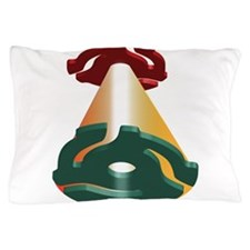 RPM Adapter Flying Saucers Pillow Case