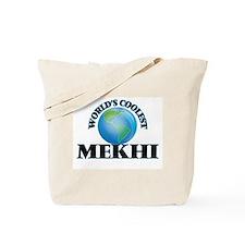 World's Coolest Mekhi Tote Bag