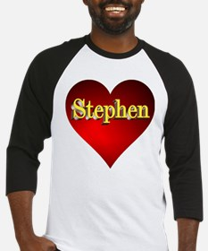 Stephen Heart Baseball Jersey