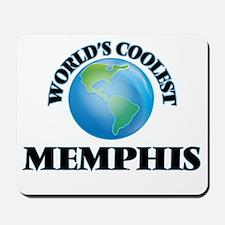 World's Coolest Memphis Mousepad