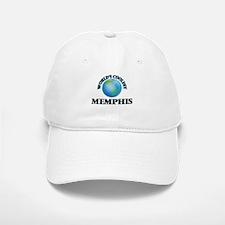 World's Coolest Memphis Baseball Baseball Cap
