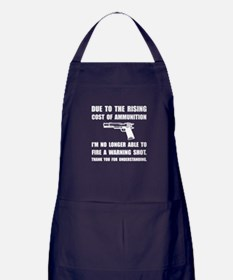 Ammunition Warning Shot Apron (dark)