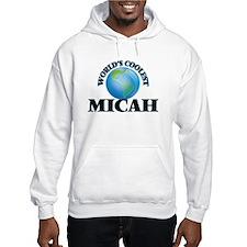 World's Coolest Micah Hoodie