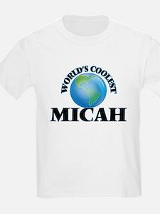 World's Coolest Micah T-Shirt