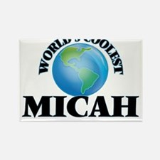 World's Coolest Micah Magnets