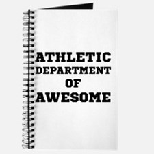 Athletic Department Awesome Journal