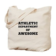 Athletic Department Awesome Tote Bag