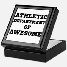 Athletic Department Awesome Keepsake Box
