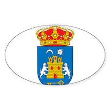 Escudo de Alanís (Sevilla) Decal
