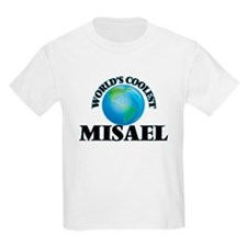 World's Coolest Misael T-Shirt