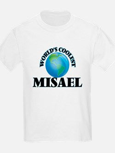 World's Coolest Misael T-Shirt