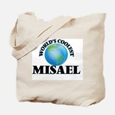 World's Coolest Misael Tote Bag