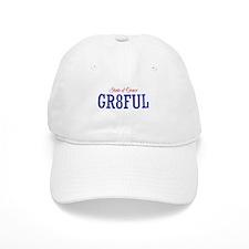 Gr8ful State Of Grace Baseball Baseball Cap
