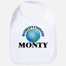 World's Coolest Monty Bib