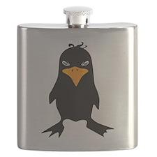 Grumpy Birdie Flask