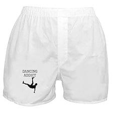 Dancing Addict Boxer Shorts