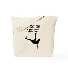Dancing Addict Tote Bag