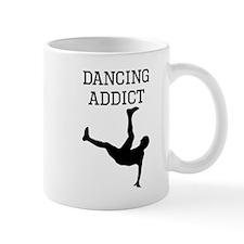 Dancing Addict Mugs