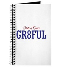 Gr8ful State Of Grace Journal