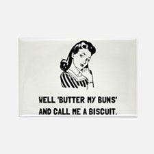 Butter My Buns Magnets