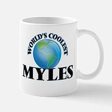 World's Coolest Myles Mugs
