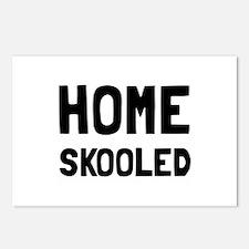 Home Skooled Postcards (Package of 8)