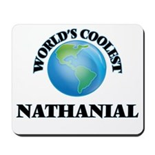 World's Coolest Nathanial Mousepad