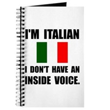 Italian Inside Voice Journal