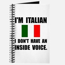 Italian Inside Voice Journal