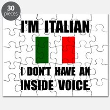 Italian Inside Voice Puzzle