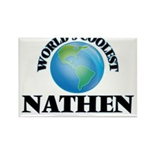 World's Coolest Nathen Magnets
